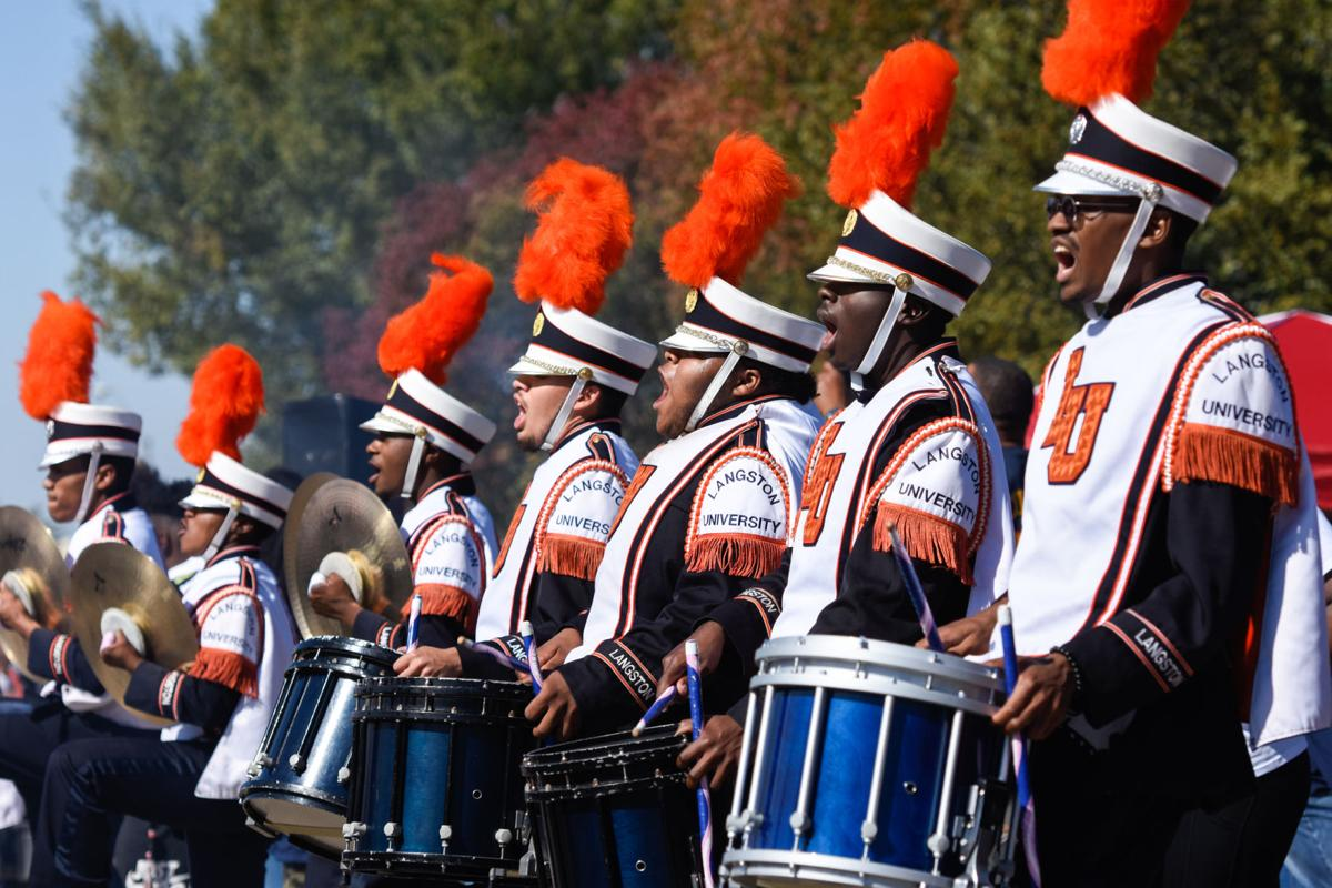 Langston EDU band