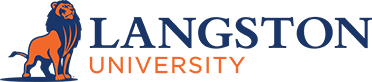 Langston University Logo