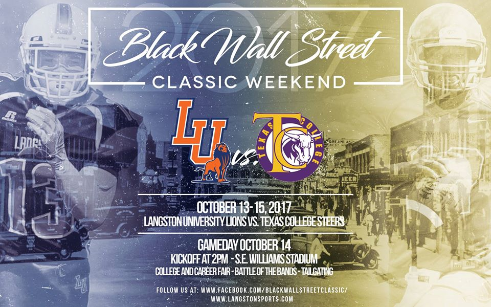 Black Wall Street Classic Weekend