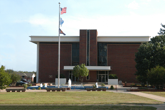 Business Office Langston University
