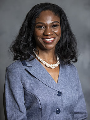 Elicia Pollard, PT, MEd, PhD, Dean School of Physical Therapy Langston University