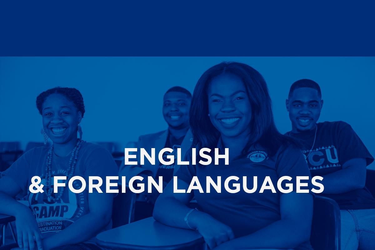 English and Foreign Languages